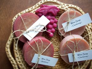 From the Vine Wine Soaps Collection June 2013