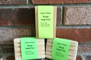 AGS Website Wooden Soap Trays
